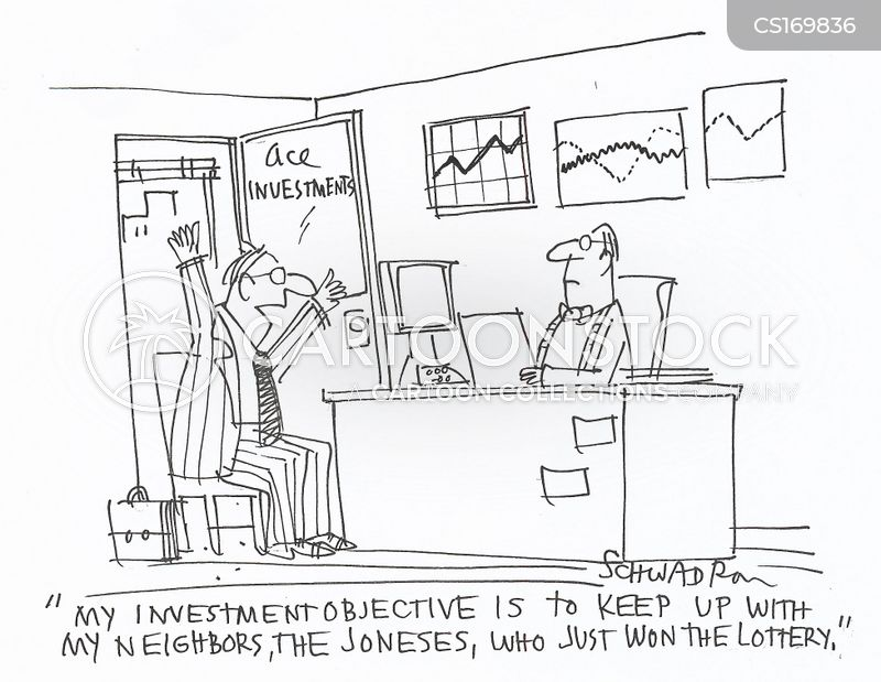 objective cartoon