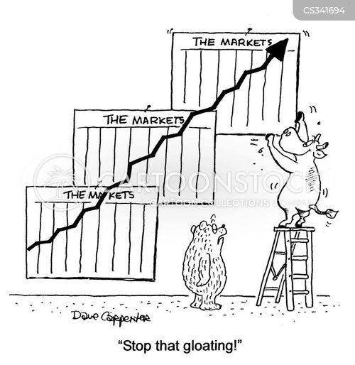 gloat cartoon