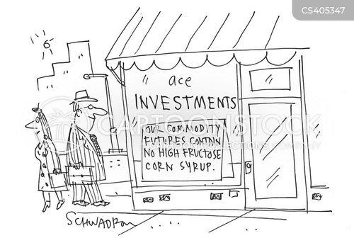 commodity cartoon