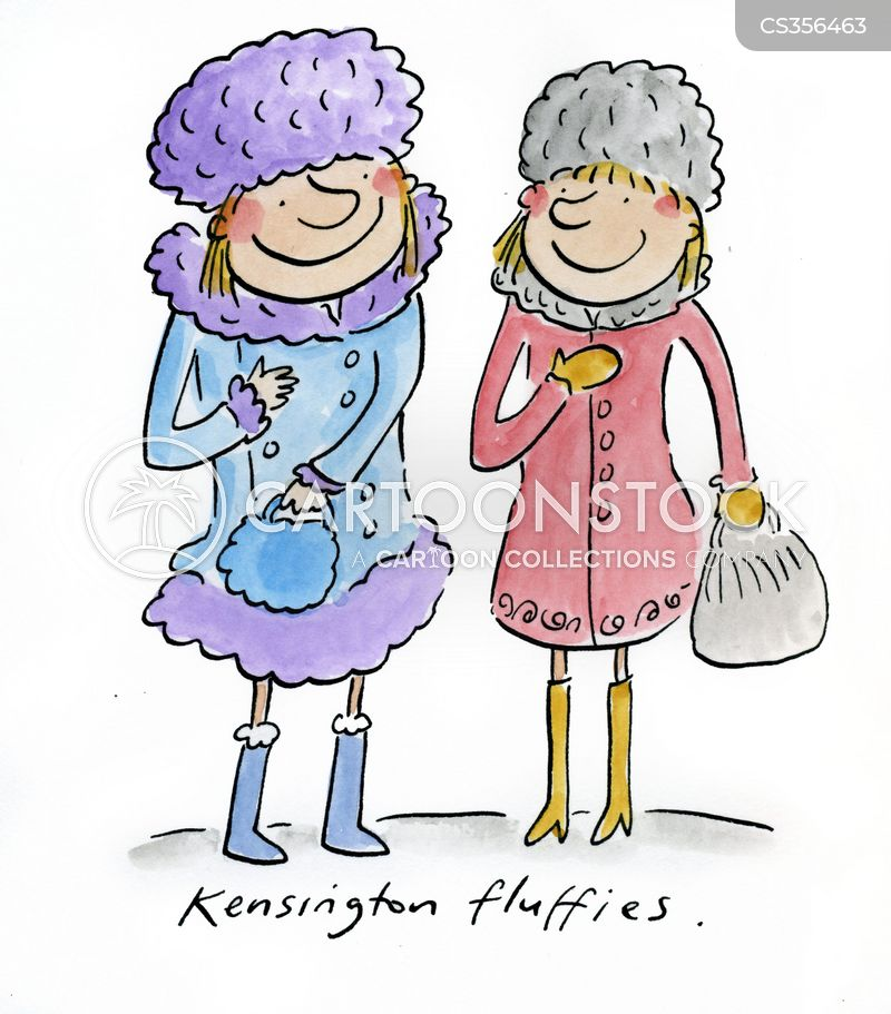 kensington cartoon