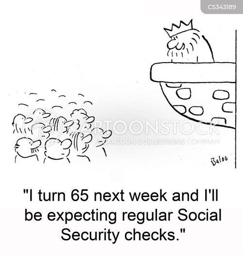 65 cartoon
