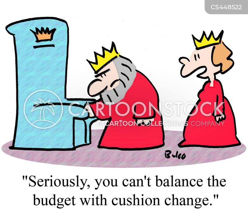 expenditure cartoon