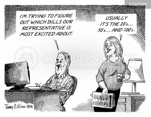 money grabbers cartoon