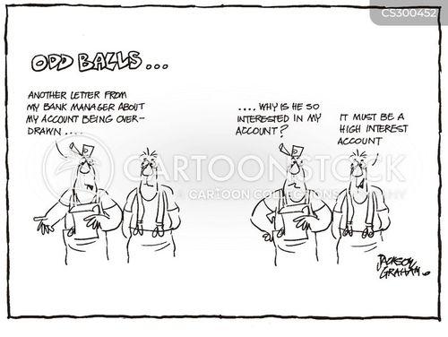 high interest cartoon