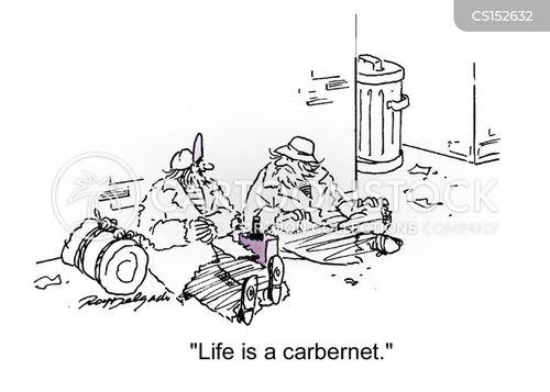 cabernet cartoon