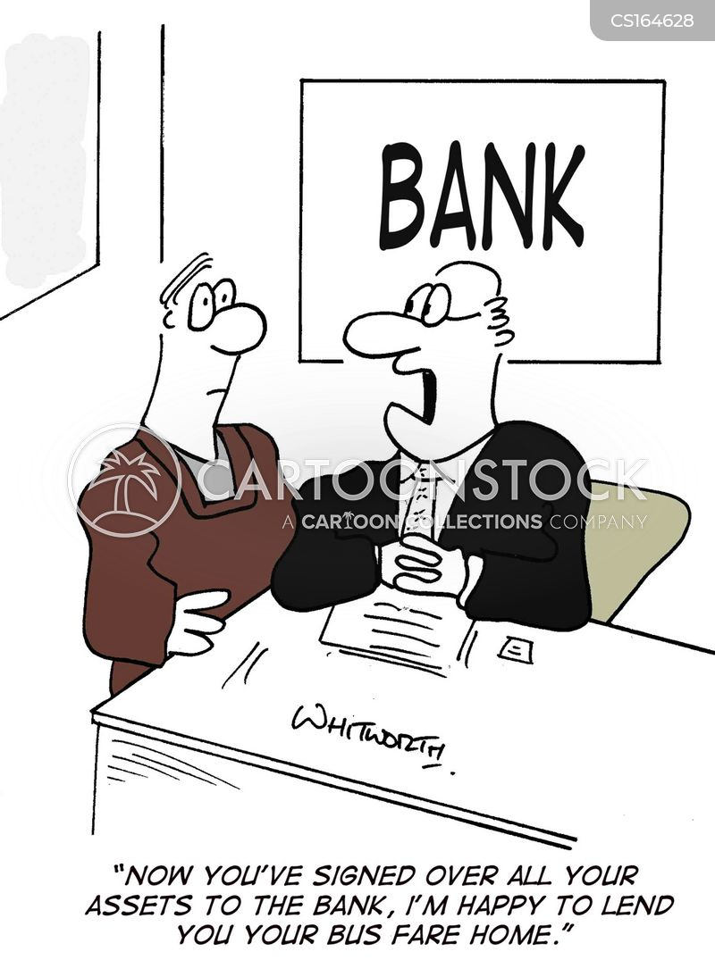 customer services cartoon