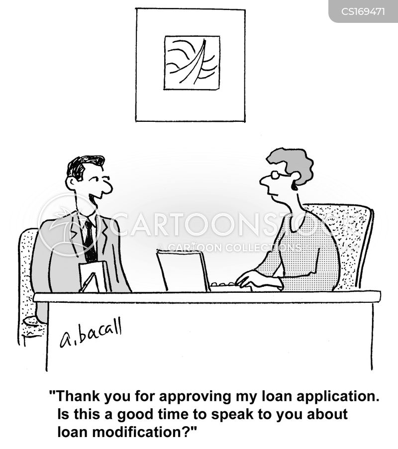 repayment cartoon