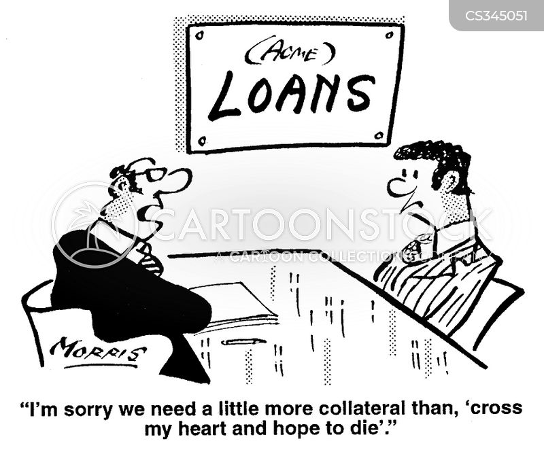 collateral cartoon