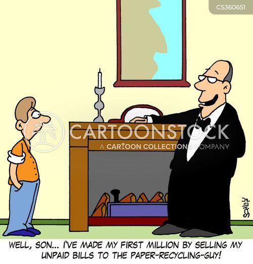 first million cartoon