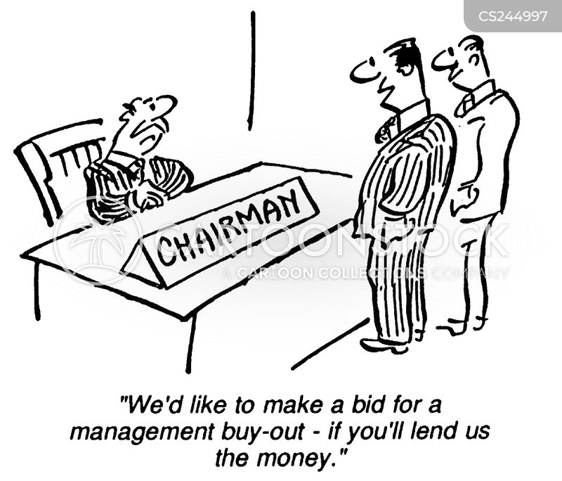 venture capitalist cartoon