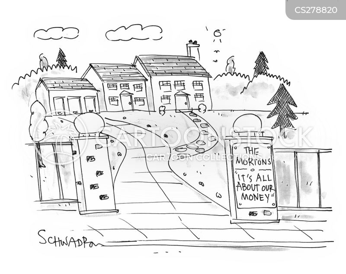 materialists cartoon