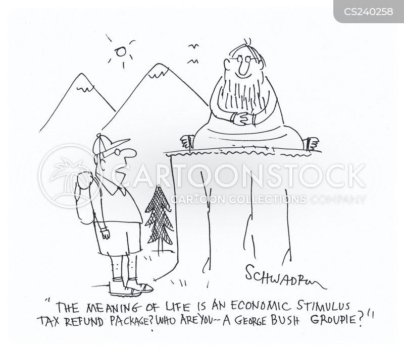 mountain man cartoon