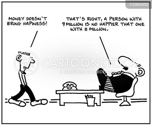 contentments cartoon