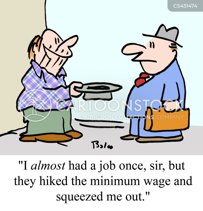 small business owner cartoon