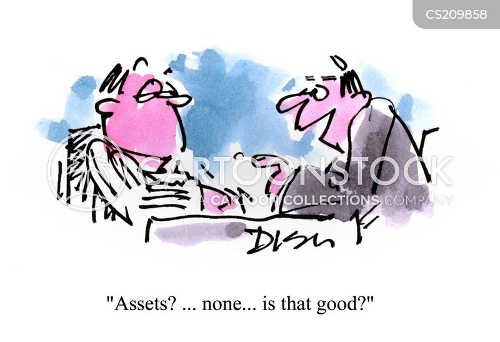 credit checks cartoon