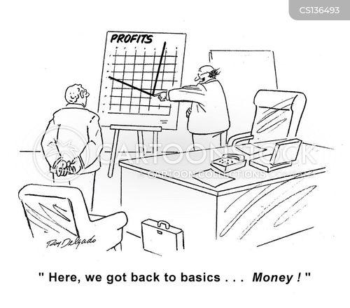 graphing cartoon