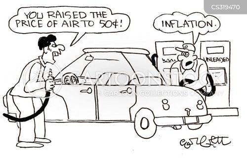 pumps cartoon