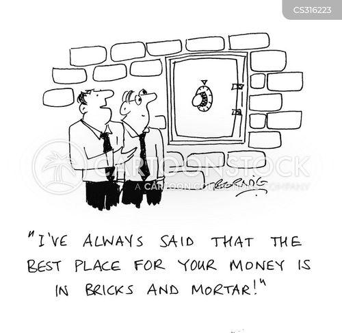 property developments cartoon