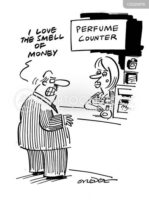 aromas cartoon