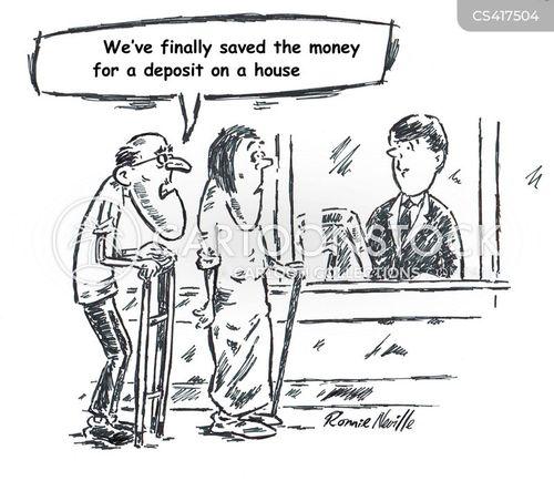 housing price cartoon