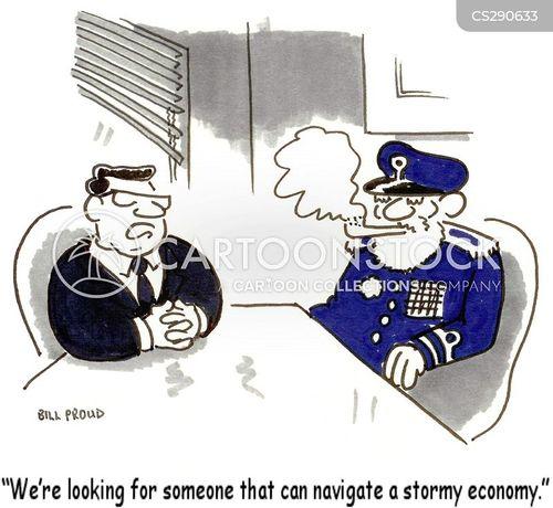 stormy seas cartoon
