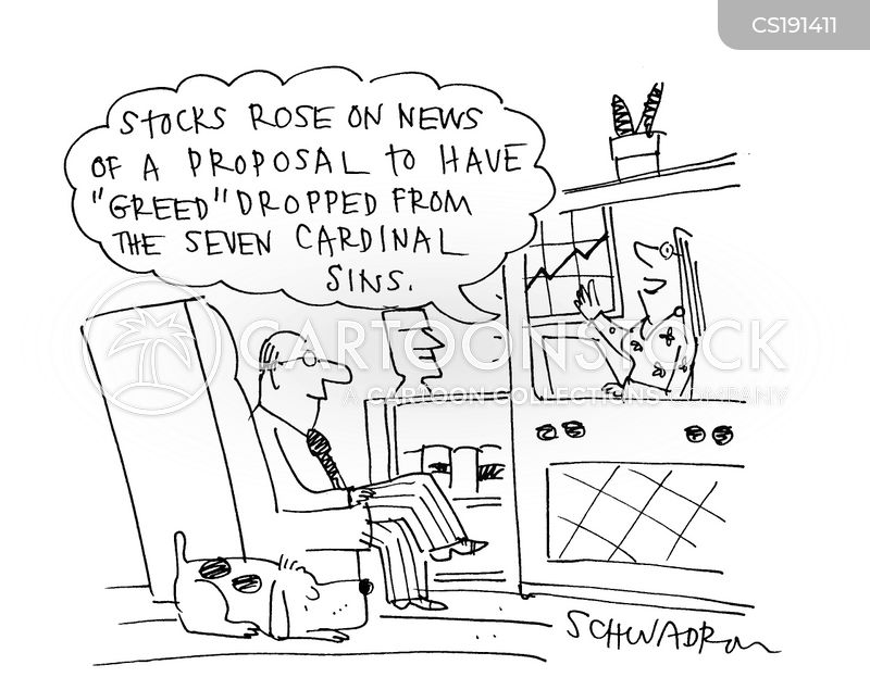 cardinal sin cartoon