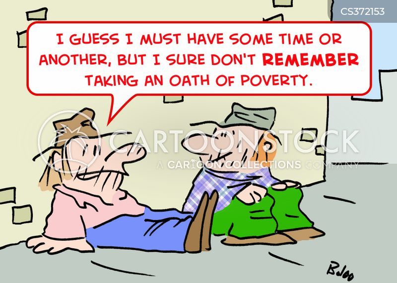 taking oaths cartoon