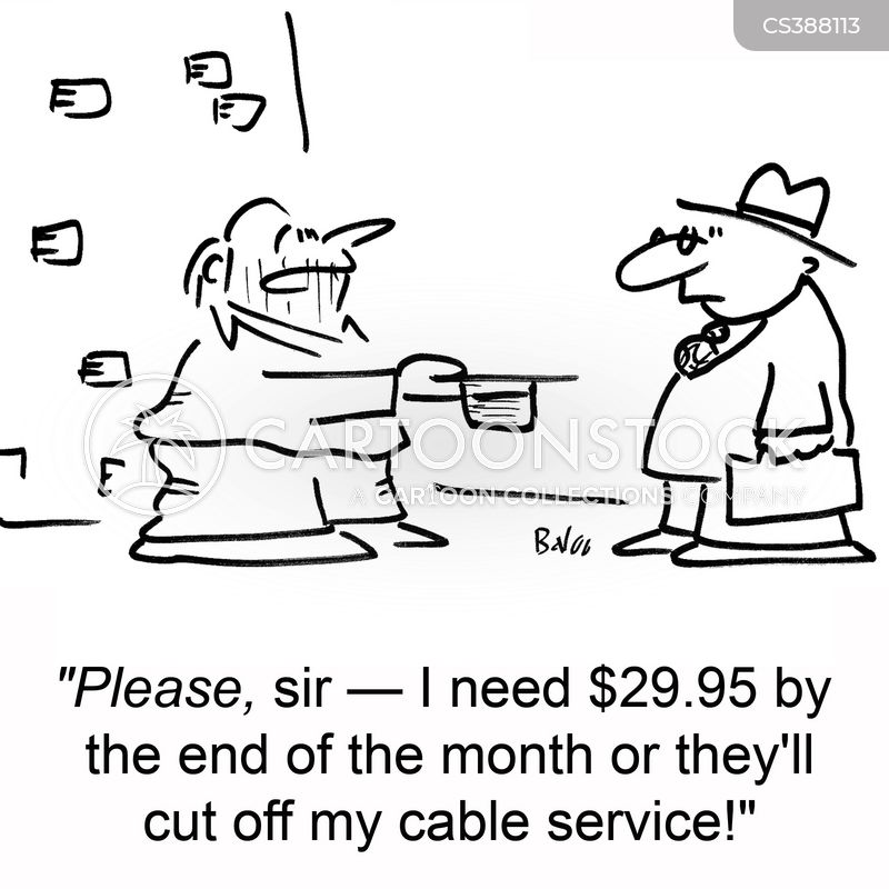 cable televisions cartoon