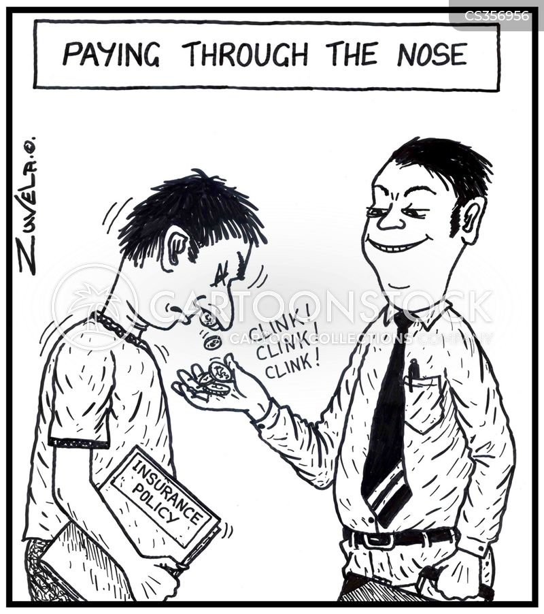 tax hike cartoon