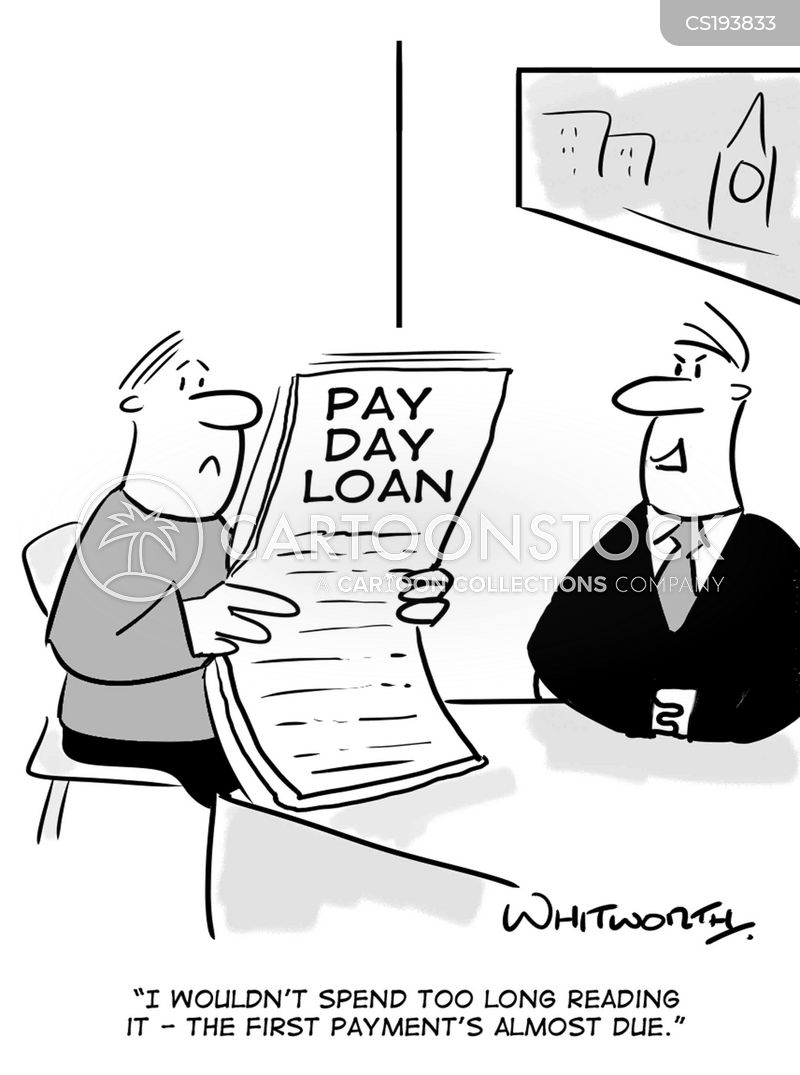 Payday Loans With Small Payments