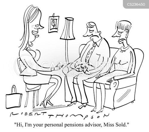 missold cartoon