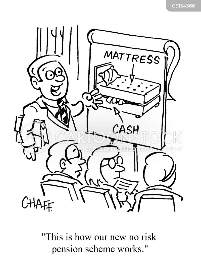 matress cartoon