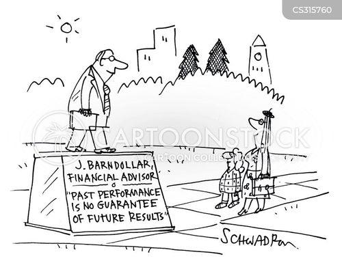performed cartoon