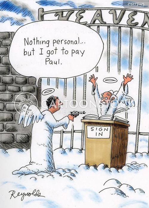 peter cartoon