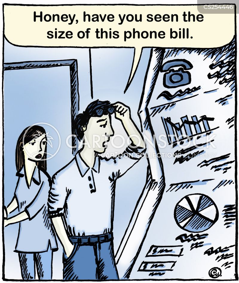 Phone Bills cartoons, Phone Bills cartoon, funny, Phone Bills picture, Phone Bills pictures, Phone Bills image, Phone Bills images, Phone Bills illustration, Phone Bills illustrations