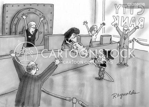 thievery cartoon