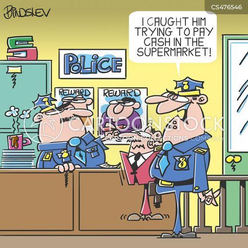 card payment cartoon