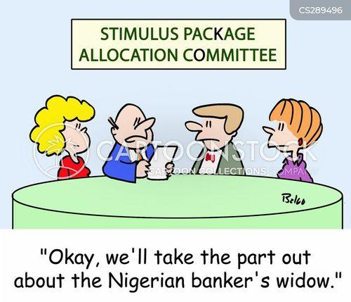 nigeria cartoon