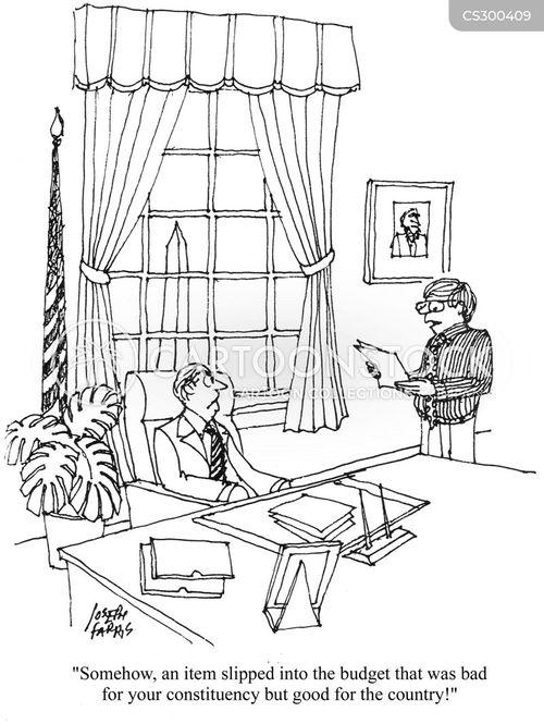 constituency cartoon