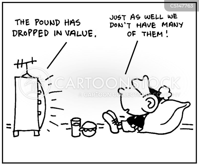devaluation cartoon