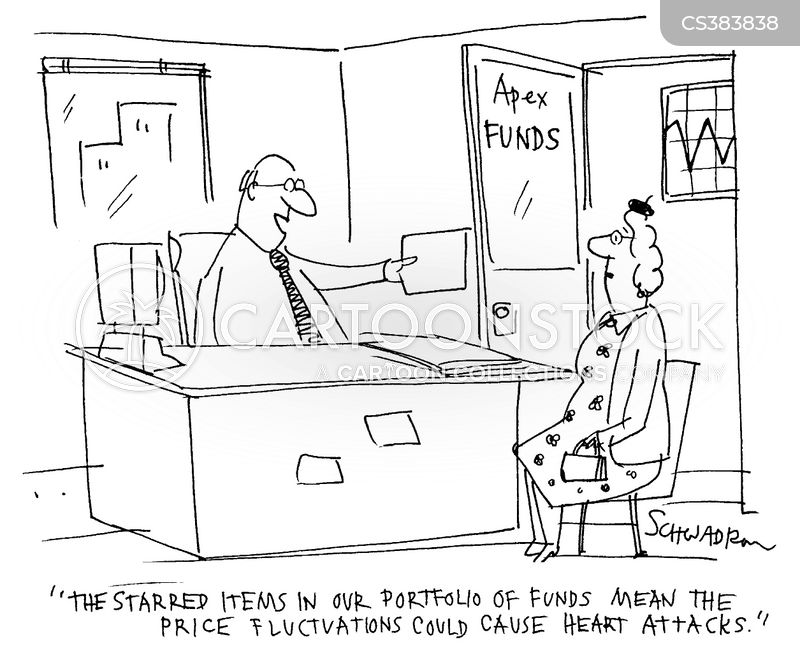 fluctuating prices cartoon