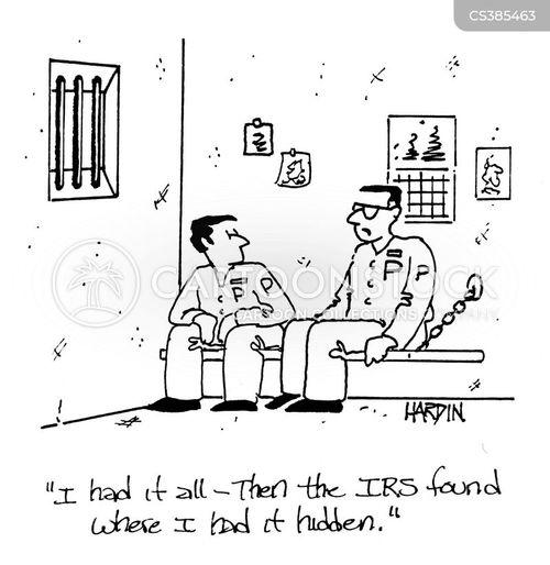 hiders cartoon