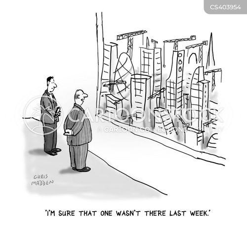 urban developments cartoon