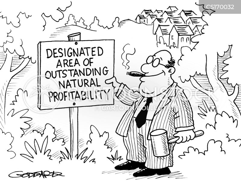 estates cartoon