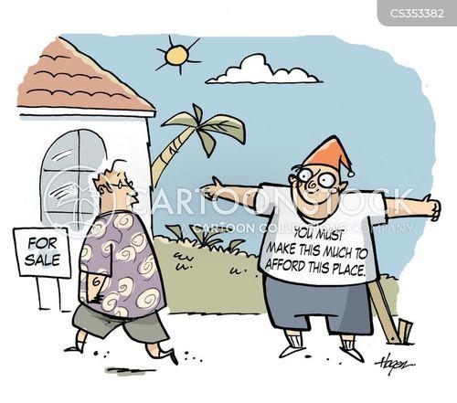 fianances cartoon