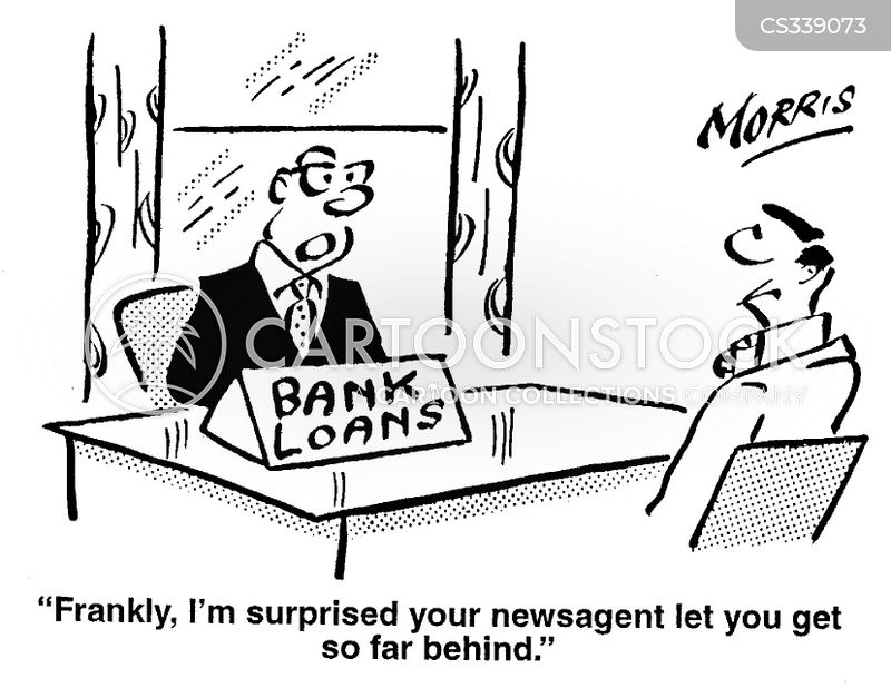 loan requests cartoon