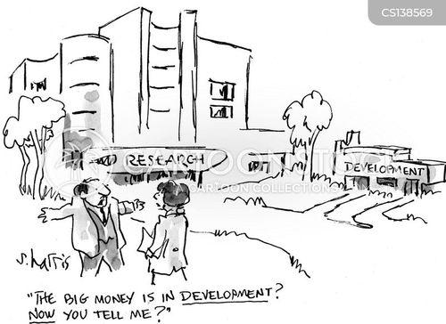 big money cartoon