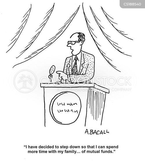 senetor cartoon