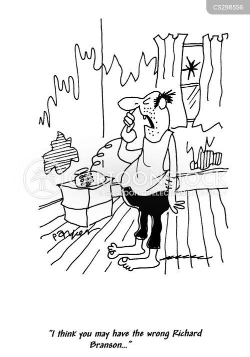namesake cartoon