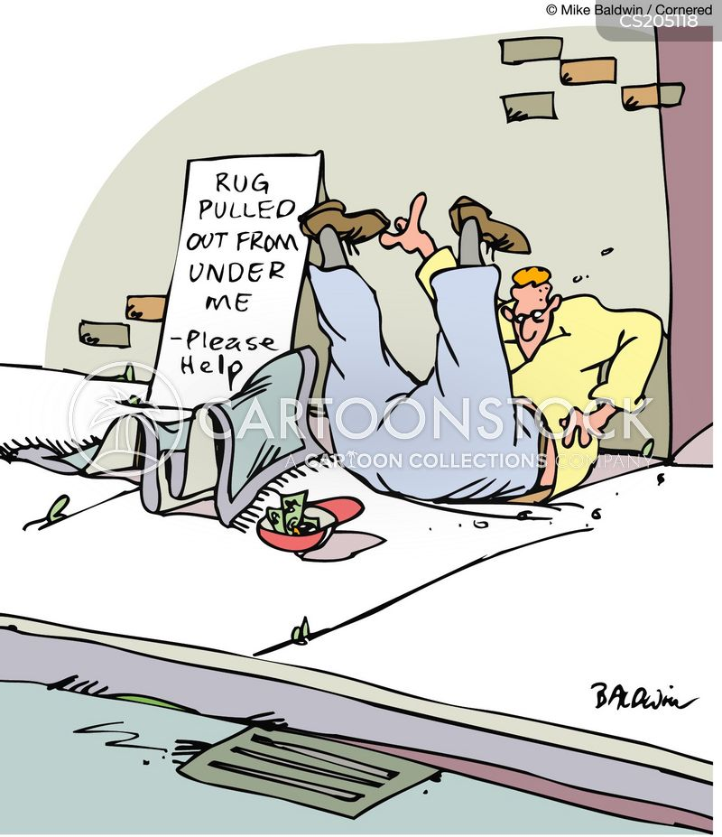 rug cartoon
